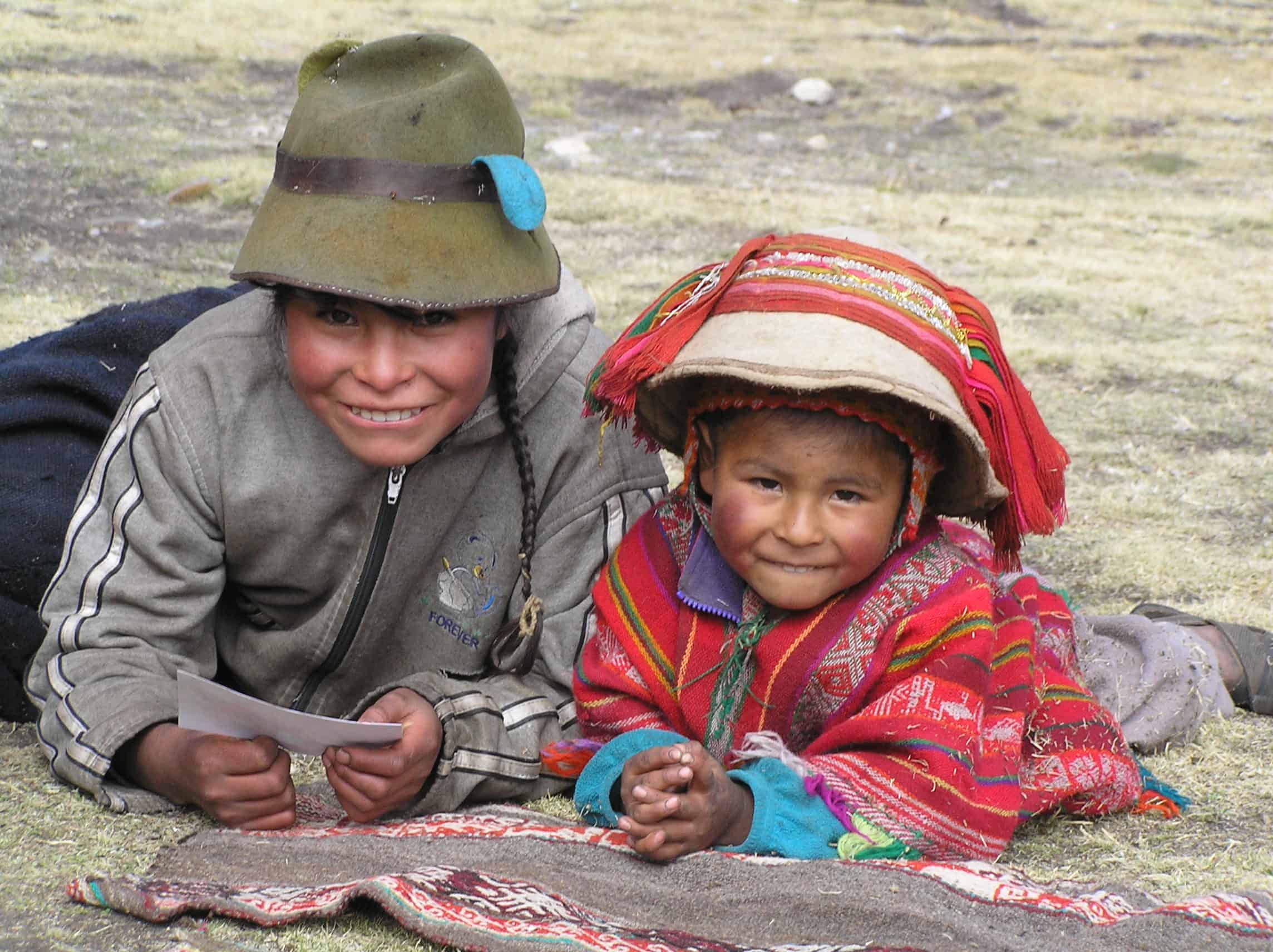Lares treks visit remote Andean communities