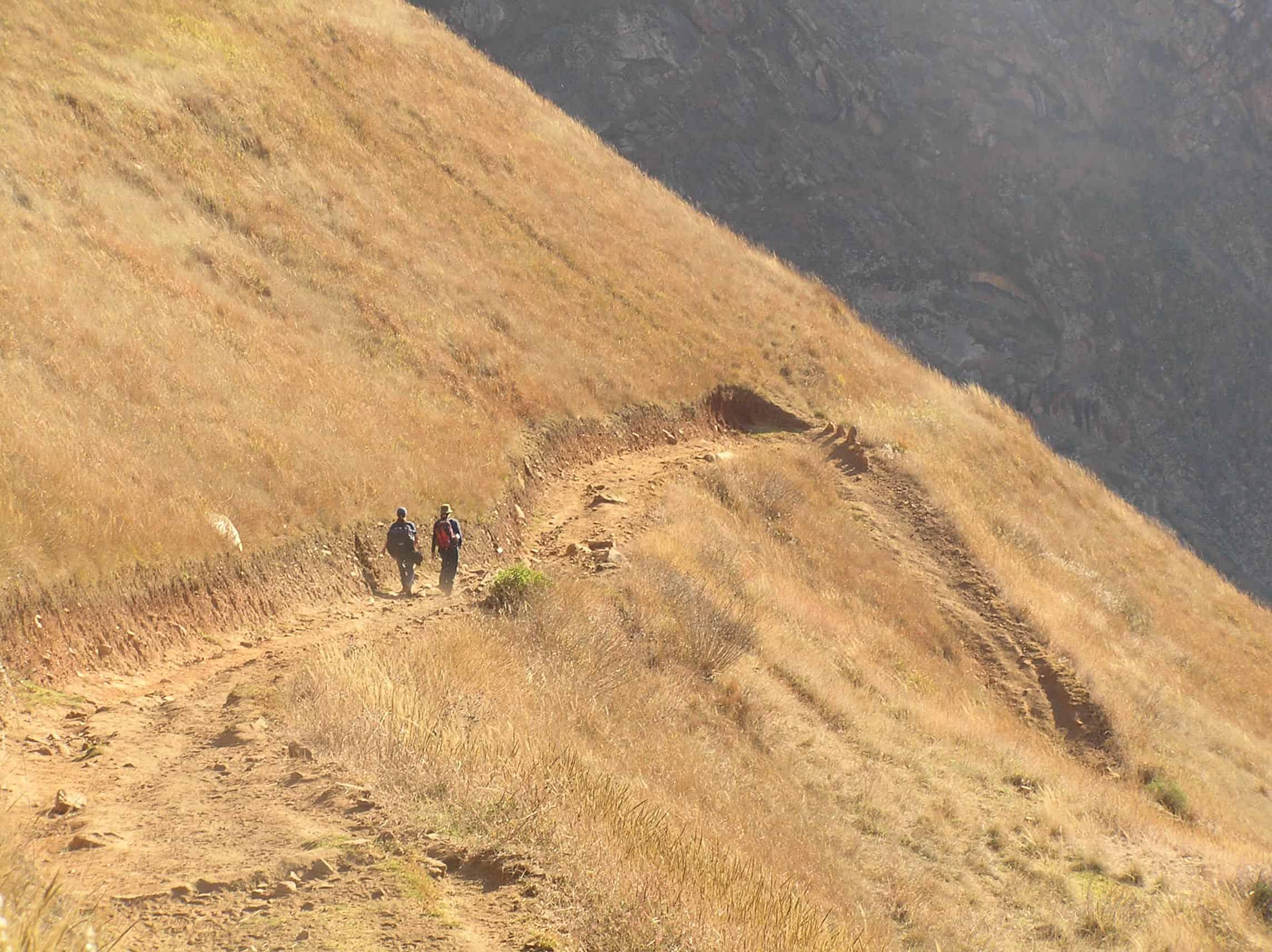 huanipaca-choquequirao-trek