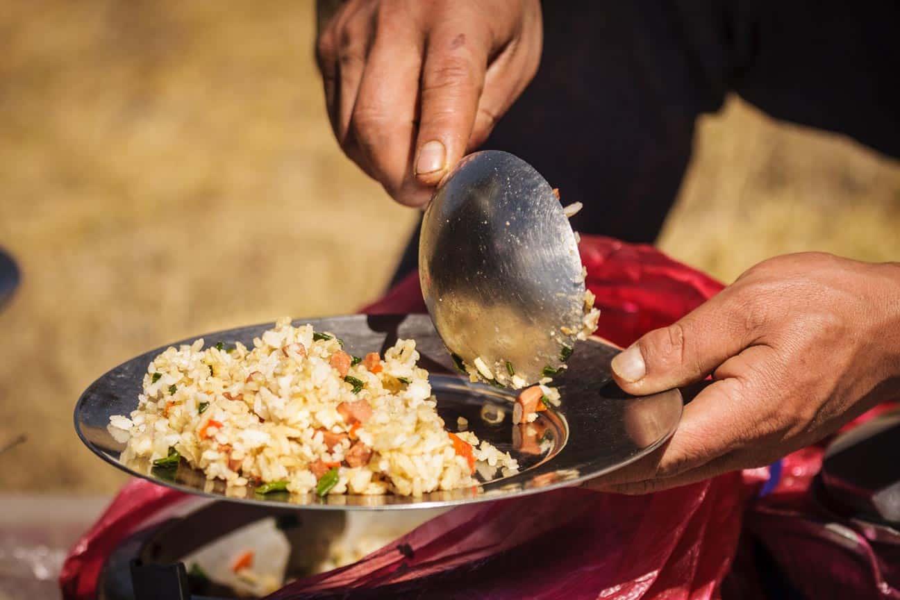 Trail-food-Apus-Peru
