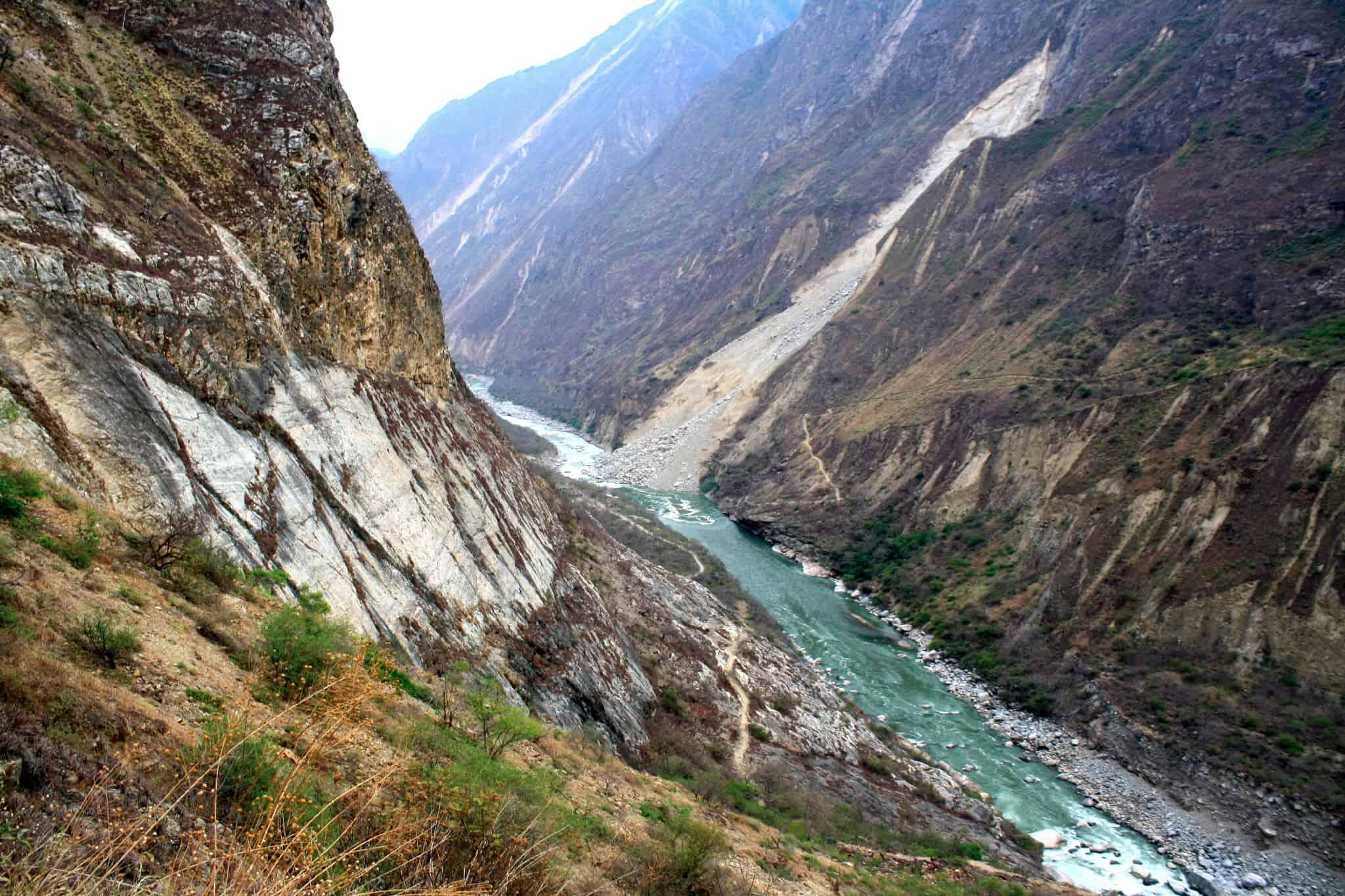 Choquequirao-hike-Apurimac-river