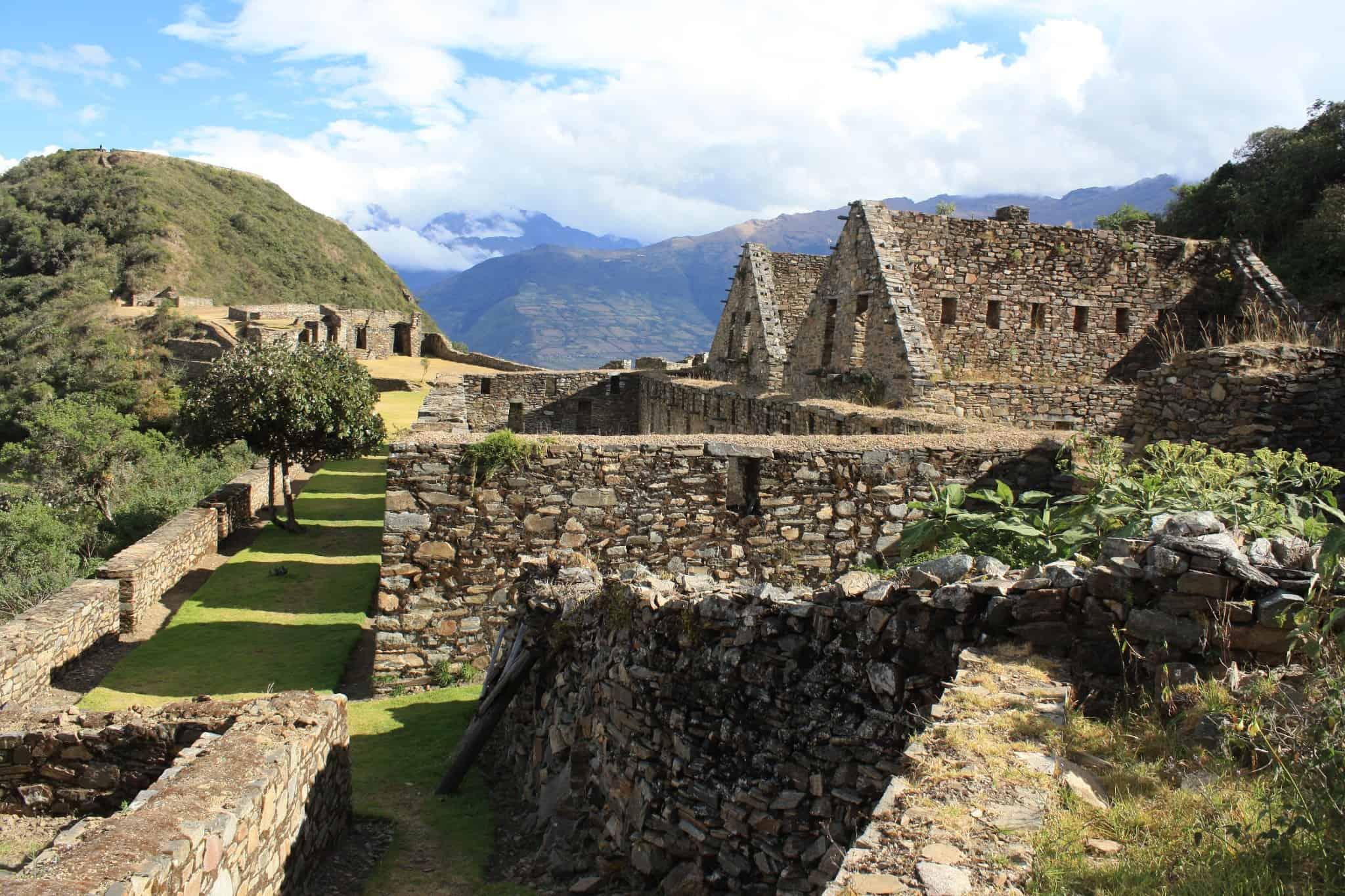 trek-report-Choquequirao-ruins