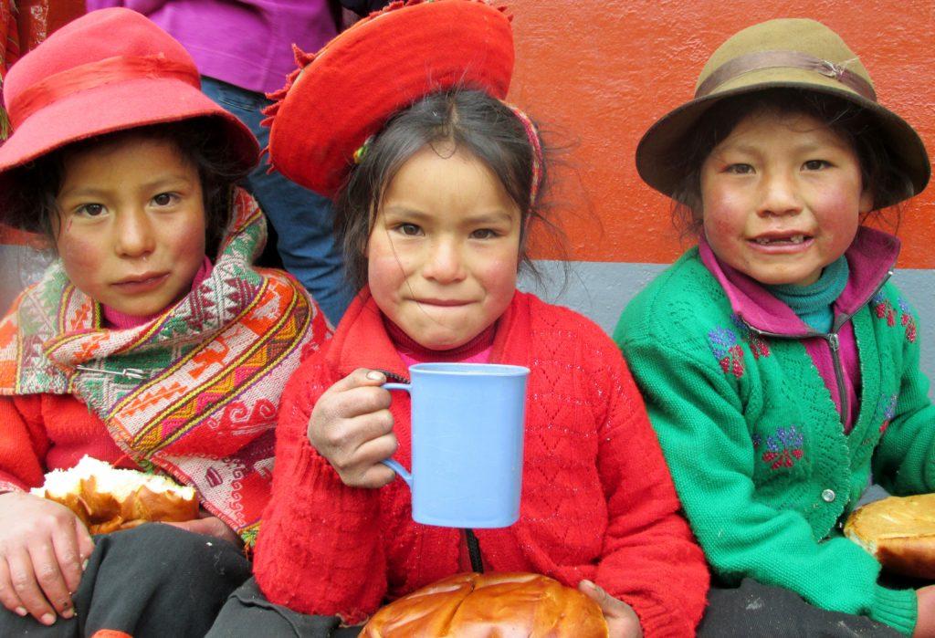 kids-hot-chocolate-in-peru