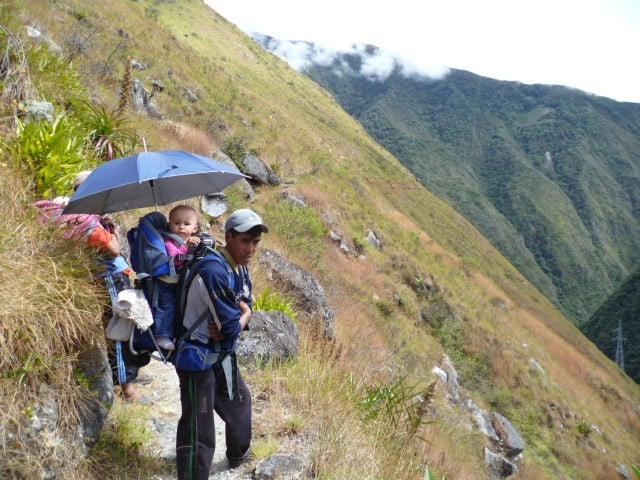 hiking-with-a-baby-inca-trail