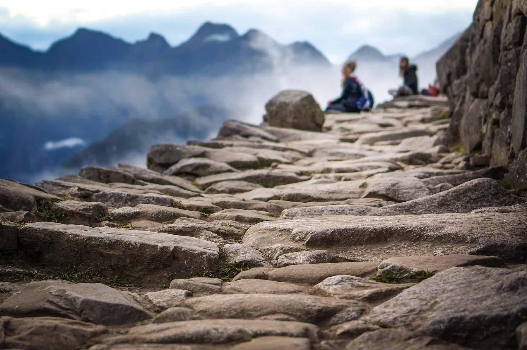 Machu Picchu lookout