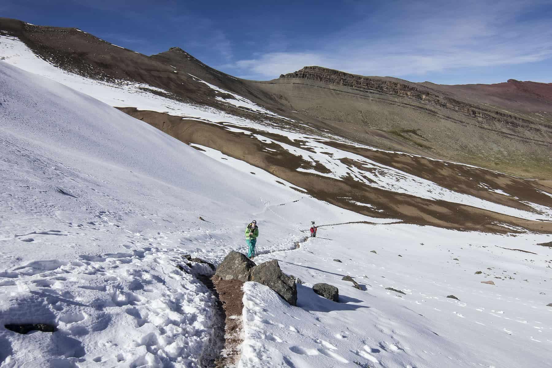 trekking-ausangate-peru-snow