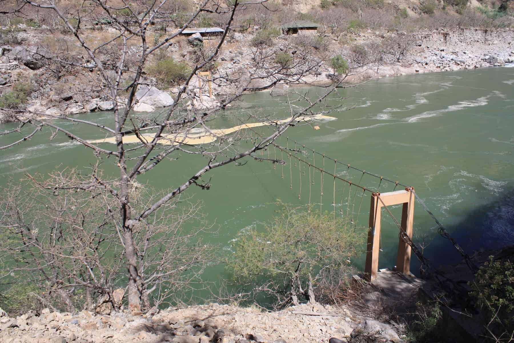 choquequirao-trek-bridge