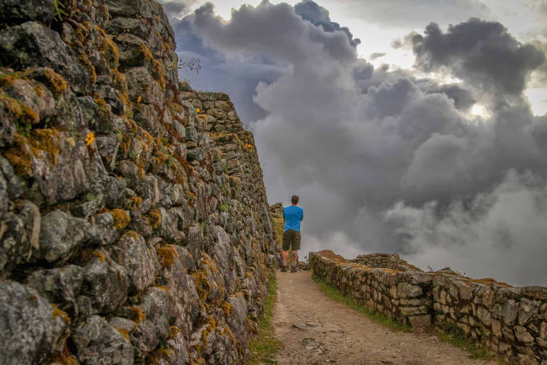 Clasic inca trail 4d