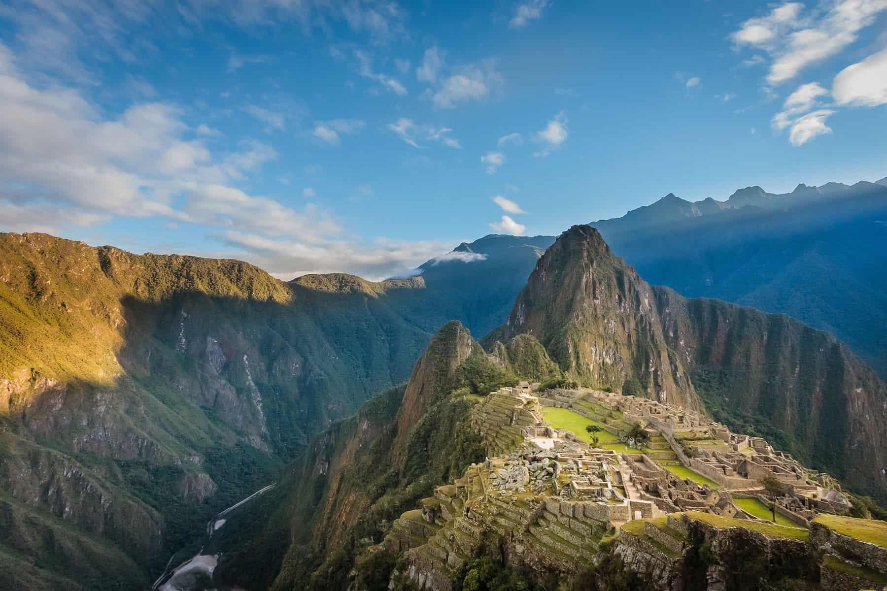 Hikes to Machu Picchu