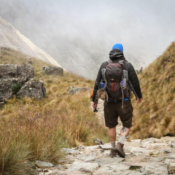 hike the Inca Trail Peru