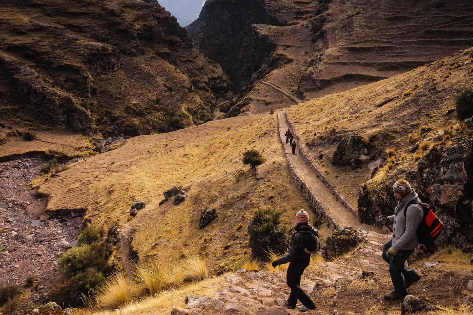 Huchuy-Qosqo-hike