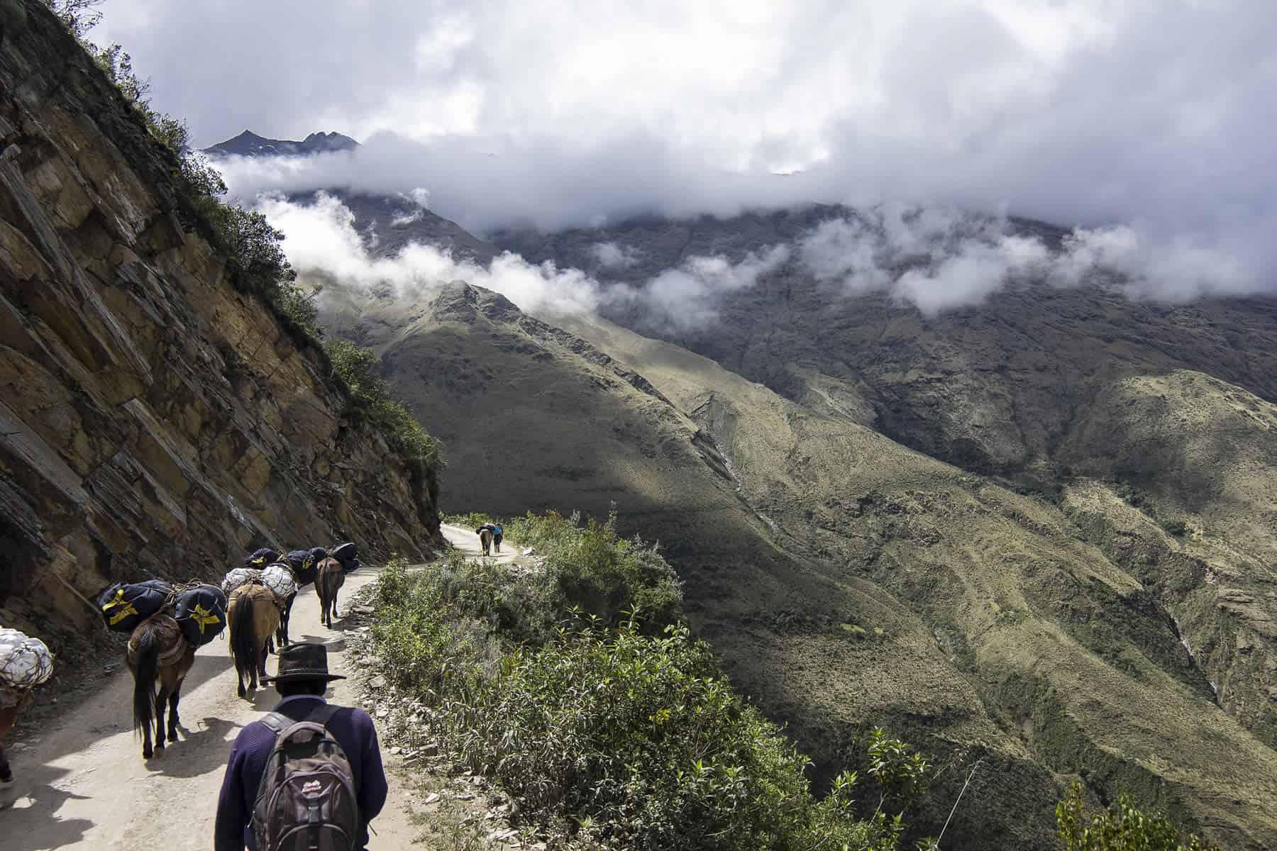 Salkantay trek 2
