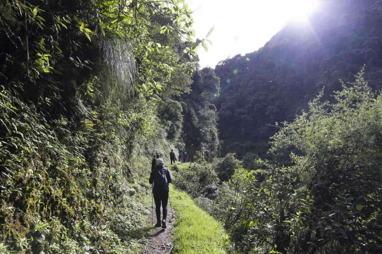 Salkantay-trek-hiker