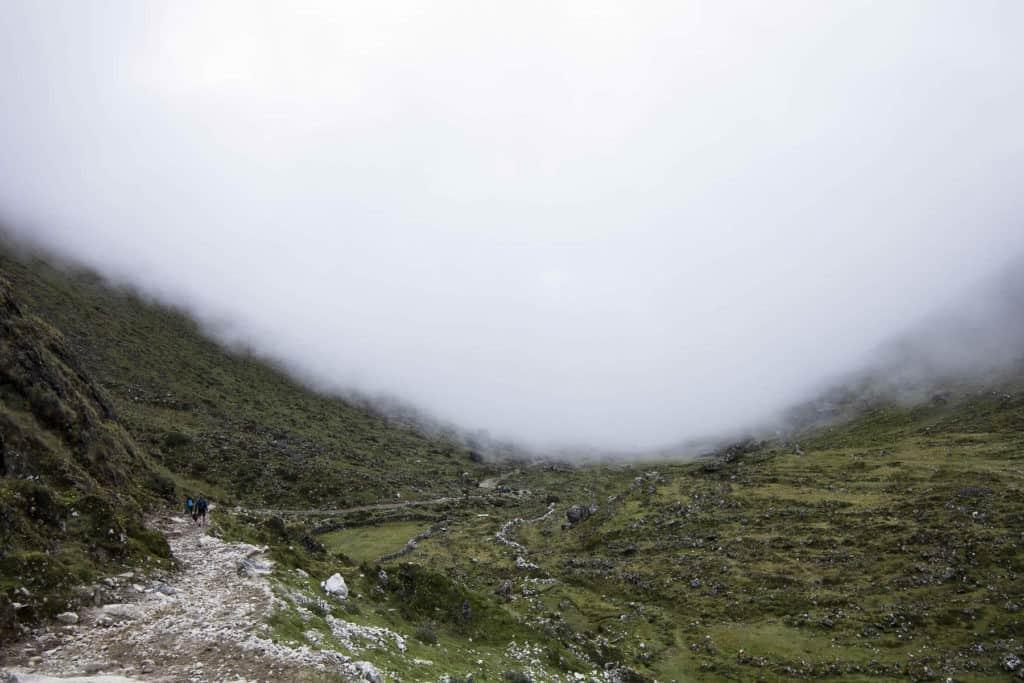 salkantay-trek-difficulty-fog