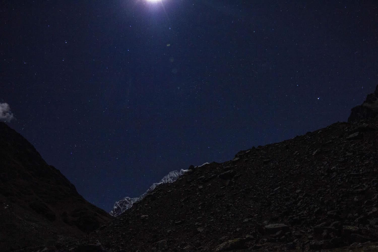 Salkantay-trek-at-night