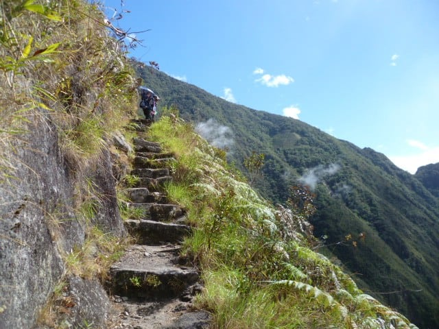 Short Inca Trail 2D