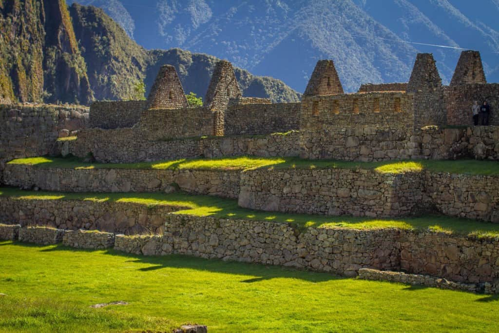 Short Inca Trail 2D
