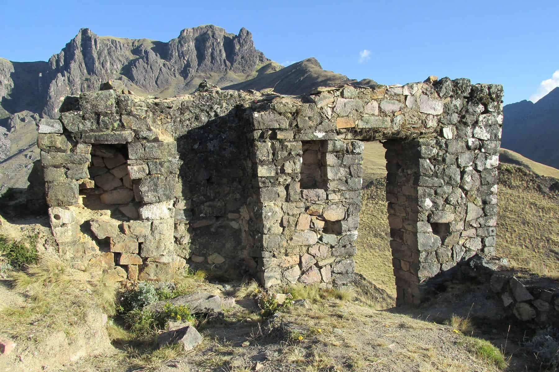 Cachicata Inca Quarries
