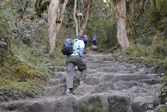 Inca trail Lares trek