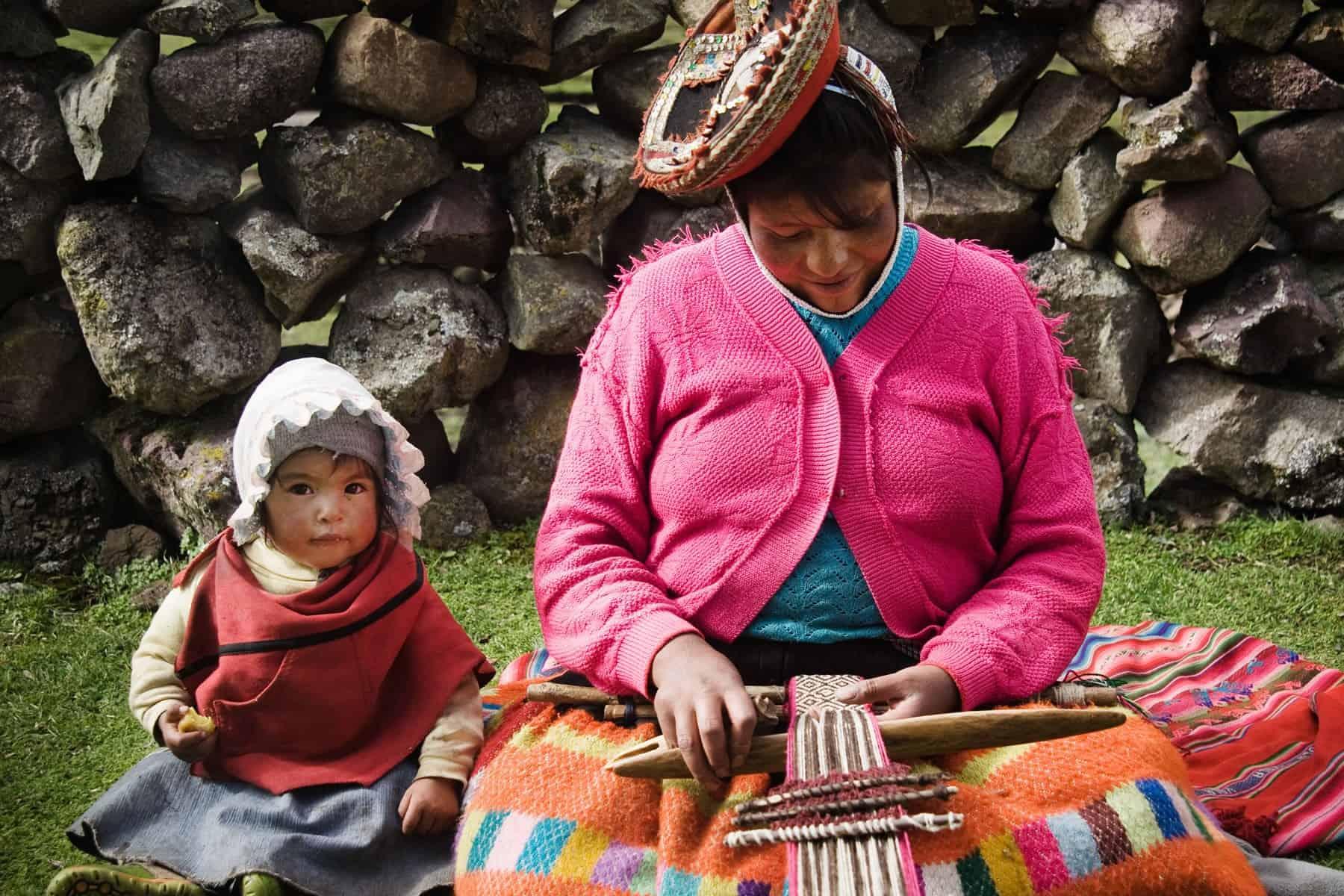 Lares Andean culture