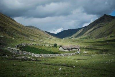 Lares Valley Peru
