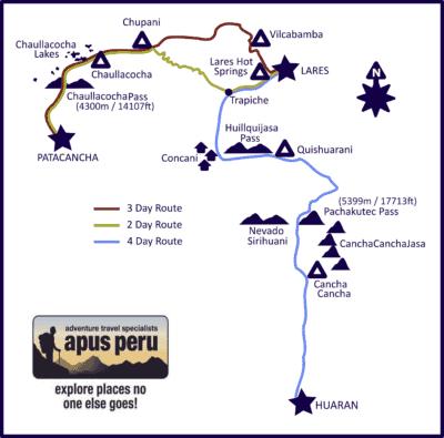 lares-trek-map