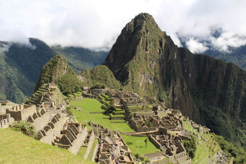 Lares to Machu Picchu trek