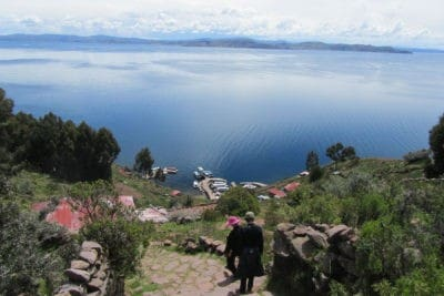 Lake Titicaca Extension 4D