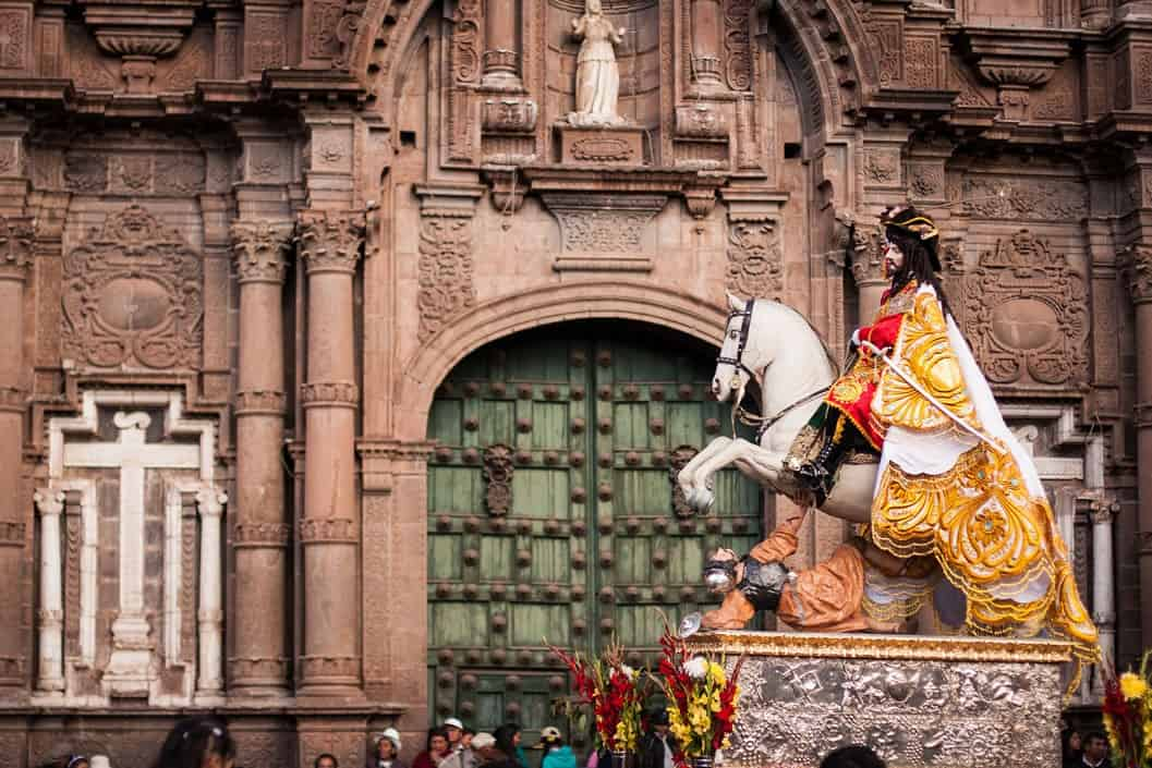 Cusco City Cathedral