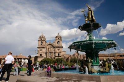 Cusco Half Day City Tour