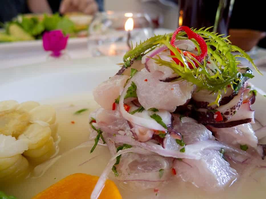 Cusco culinary workshop