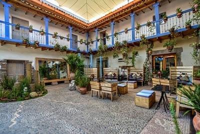 hotel arequelogo cusco