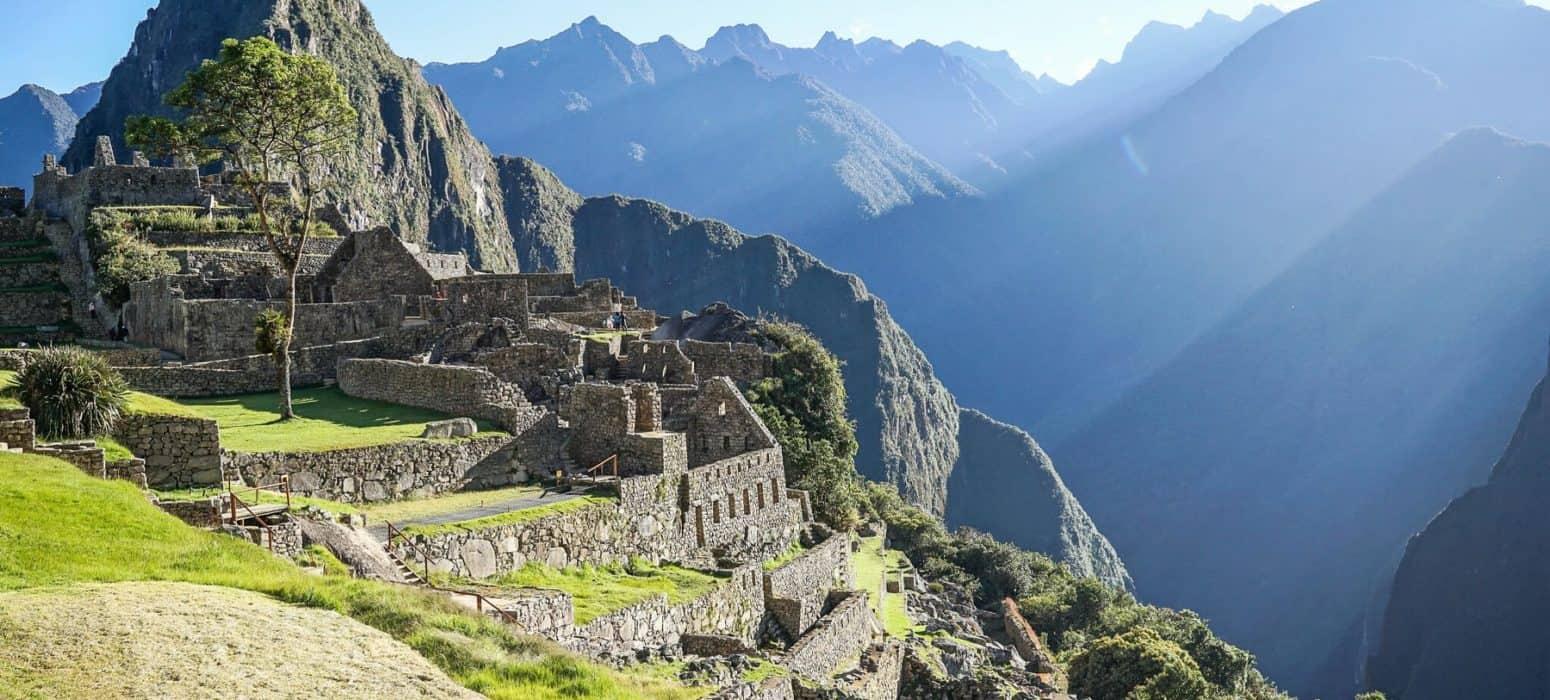 Visiting-Machu-Picchu-Peru