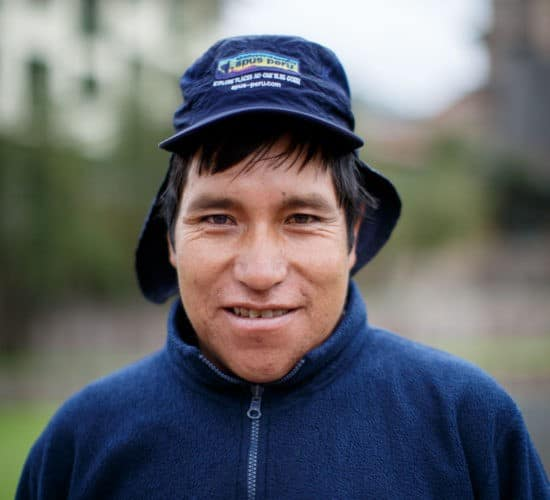 Apus Peru porters