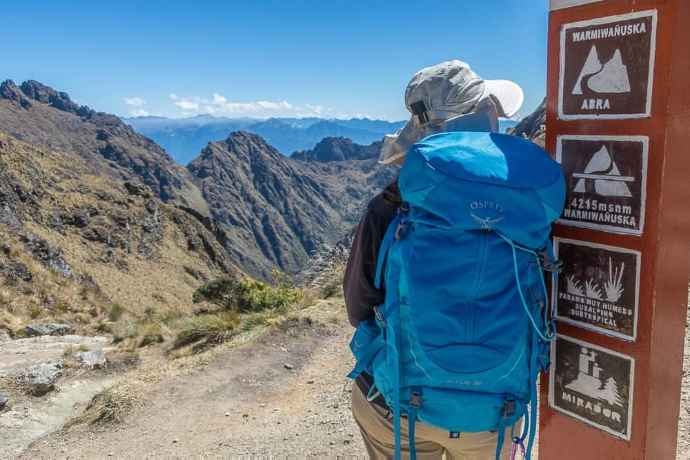 Inca Trail Trekking Tips