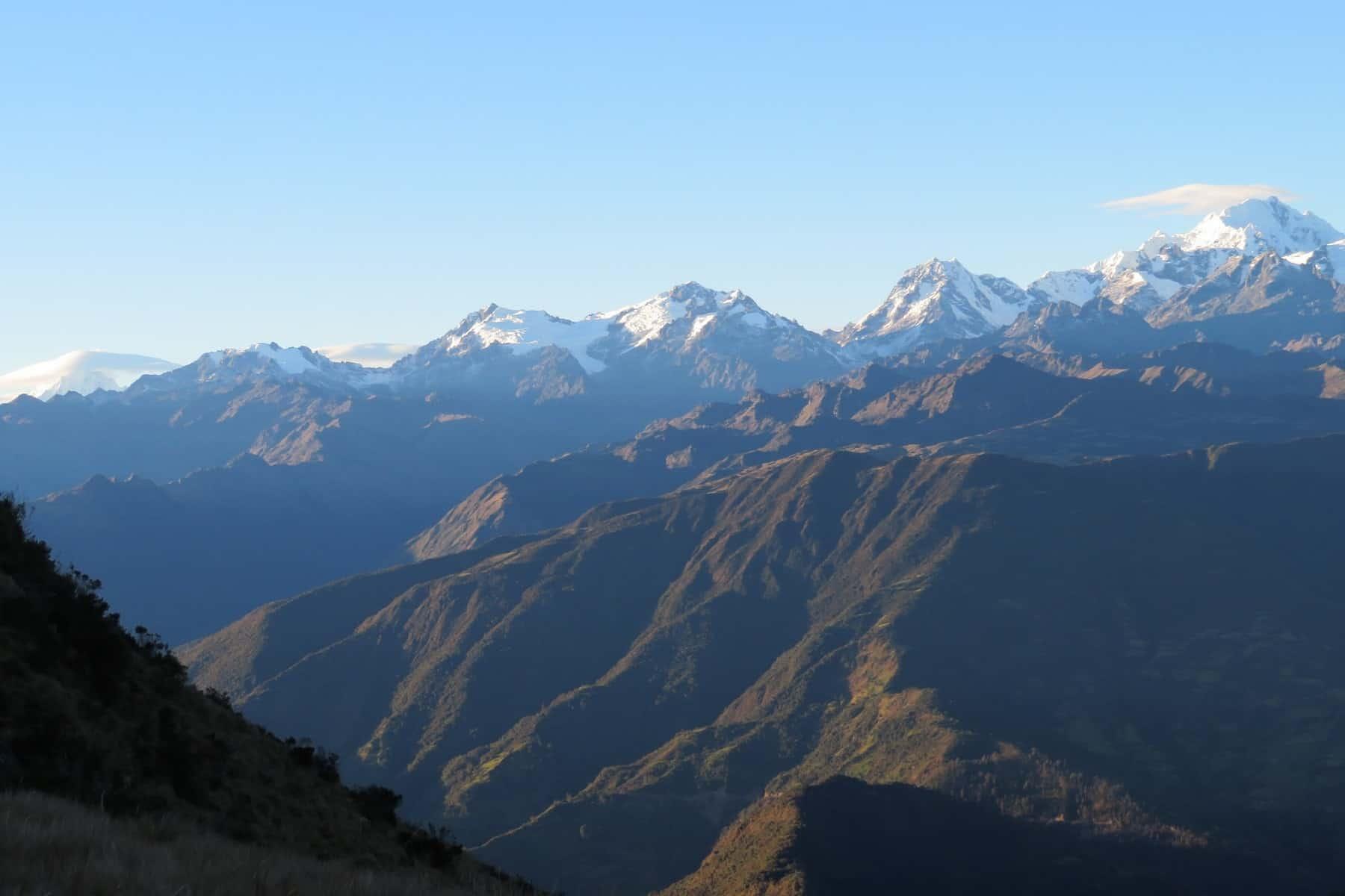 Vilcabamba-to-Espiritu-Pampa-mountain-range