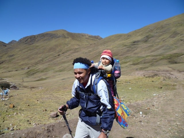 Lares-trek-about 1 year